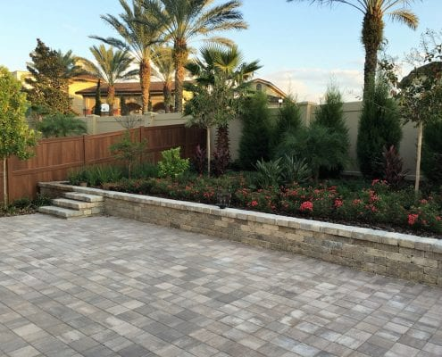Hardscapes for Orlando, Florida by BLG Environmental Services