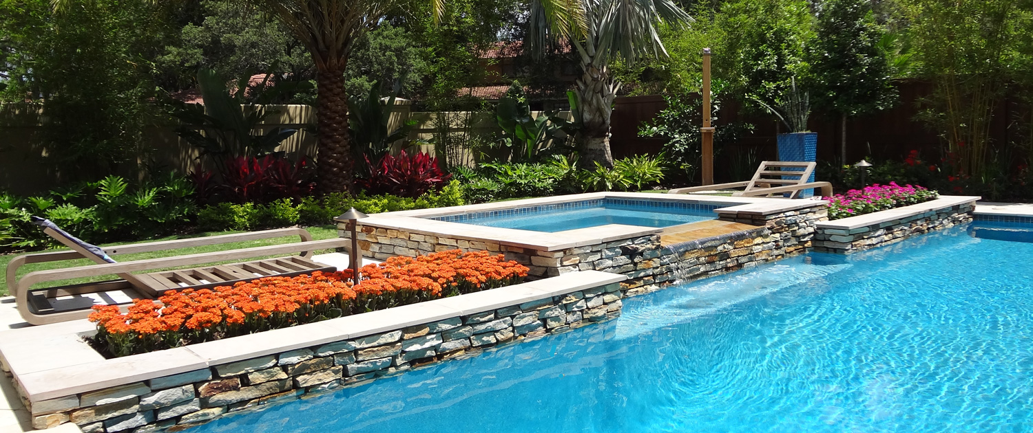 BLG Environmental Services - Pool Design and Residential Home Landscaping For Heathrow, Florida