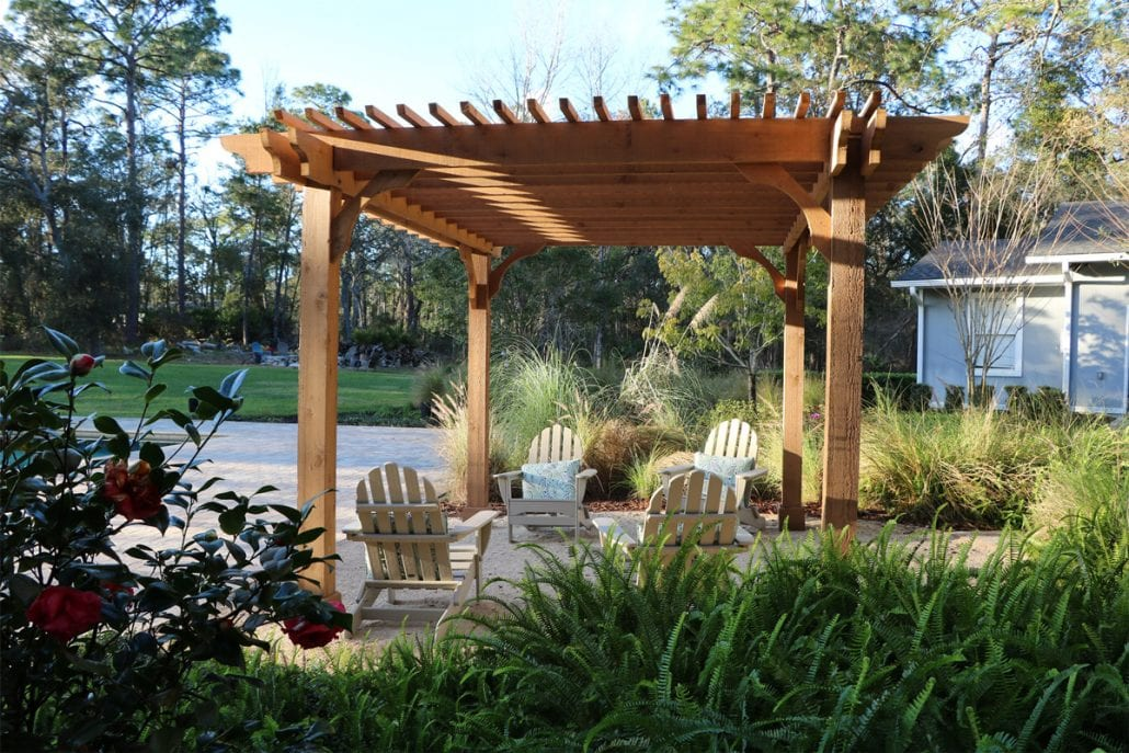 Landscape Design Ideas For Homes In Lake Mary Florida And Orlando Fl,Workplace Industrial Office Design Ideas