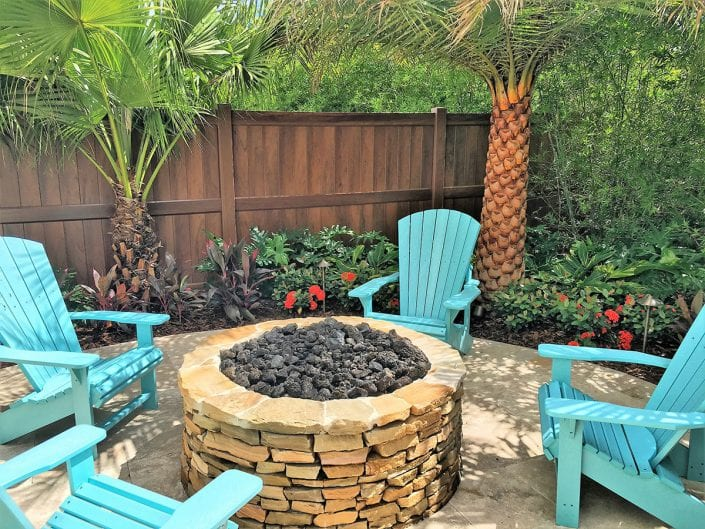 Learn How Our Orlando Landscape Designer Created a Stunning Backyard Space